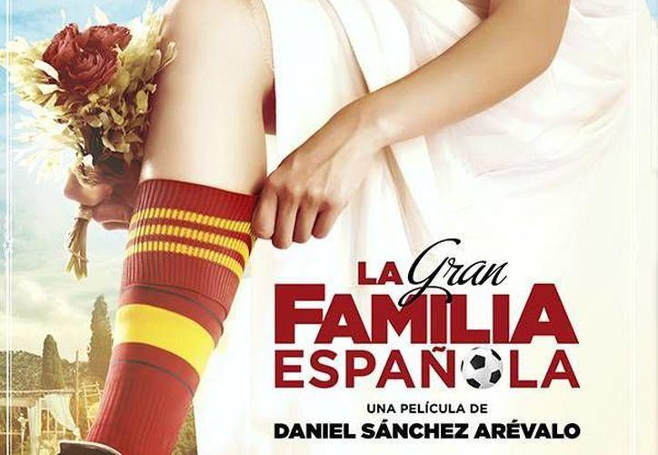 La gran familia española es la cinta que se sitúa en primera posición para los Goya 2014 con 11 nominaciones, seguida por Las brujas de Zugarramurdi y Caníbal, con 10 y 8 respectivamente. (Internet)