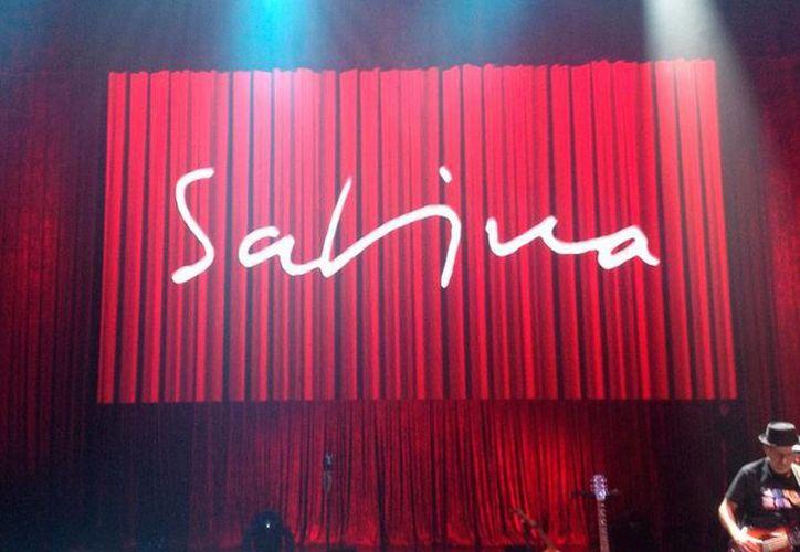 Joaquín Sabina anuncio que visitará México en mayo próximo, para dar conciertos en el Distrito Federal, Monterrey y Guadalajara. (Captura de pantalla. (500nochesparaunacrisis.com)