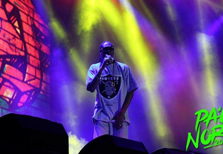 Snoop Dogg cerró el festival Pa'l Norte Fest con broche de oro. (@PalNorteOficial)