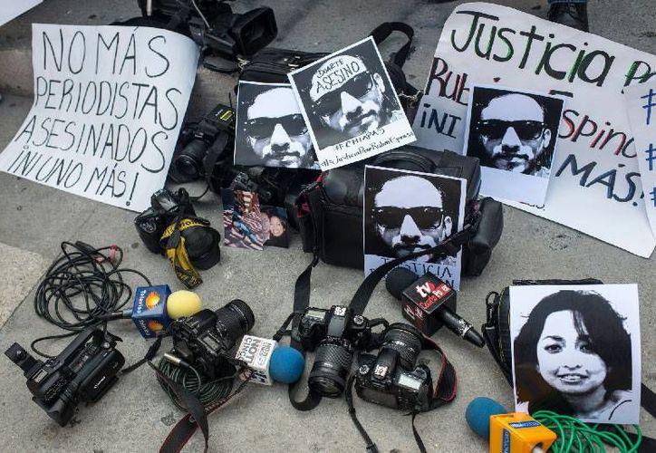 Rubén Espinosa fue una de las personas asesinadas en la Narvarte el 31 de julio del 2015. (acropolisveracruz.com)