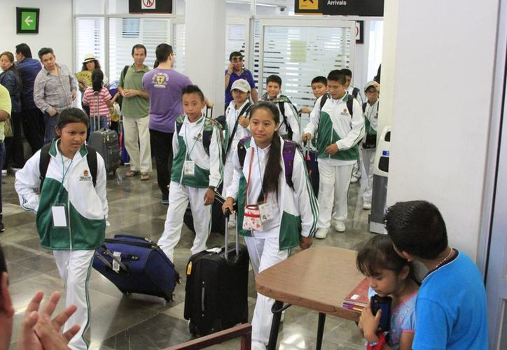 Disfrutaron de visitas guiadas a museos, parques temáticos, recreativos. (Claudia Martín/ SIPSE)