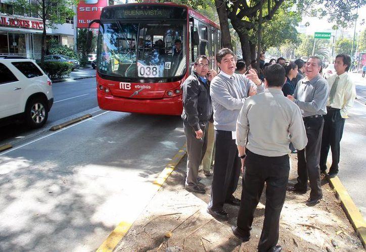 Autoridades ubicaron el epicentro a 73 kilómetros de Puerto Vallarta. (Notimex)