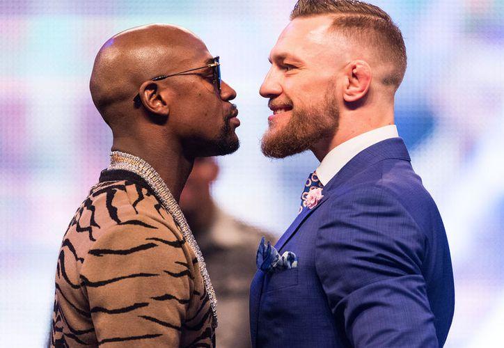 A meses de que terminó la pelea entre  Floyd Mayweather y Conor McGregor, continúa generando polémica. (Foto: Peopleto)