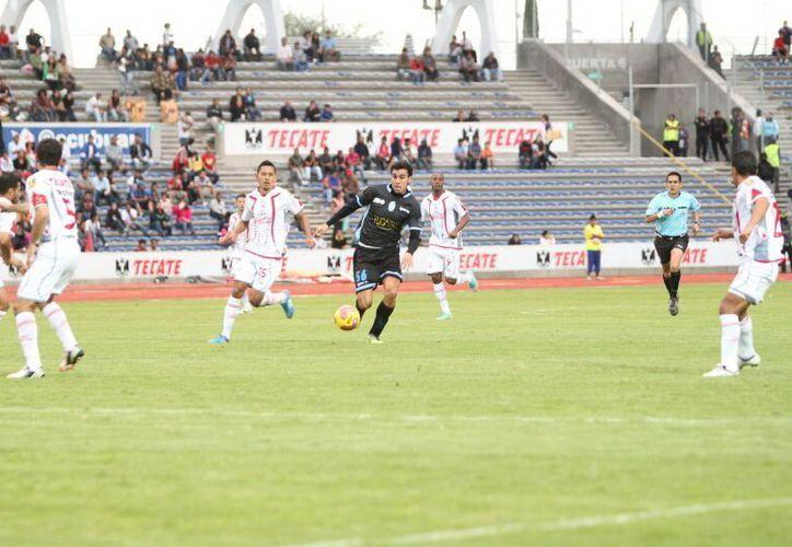 Los Venados del CF Mérida dejaron ir una ventaja de 3-0 que habían logrado en el juego de ida. (SIPSE)