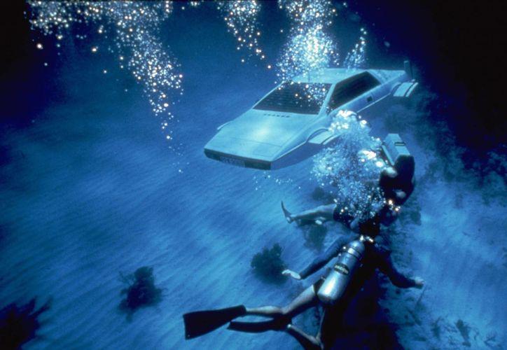 El vehículo submarino fue descubierto, hace dos décadas en una unidad de almacenamiento en Long Island, Nueva York. (Agencias)