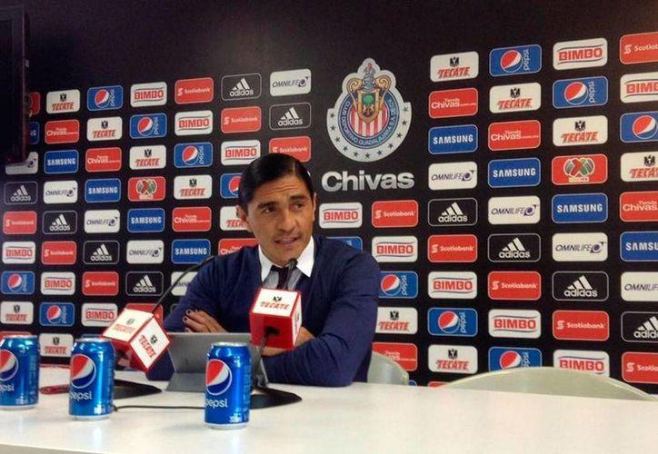 Juan Francisco Palencia presentó su renuncia como director deportivo de Chivas. La imagen es de contexto. (Milenio Digital).