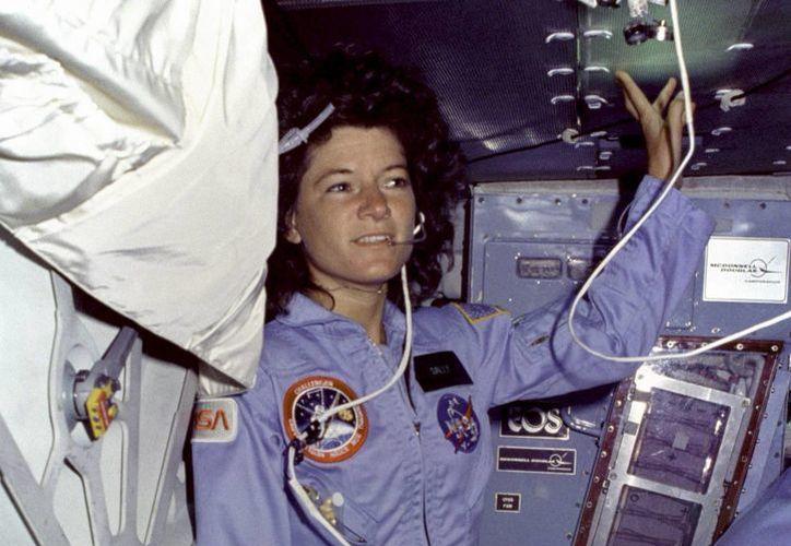 Ride como astronauta fue crucial en el surgimiento del movimiento feminista en la década de los años 70. (EFE)
