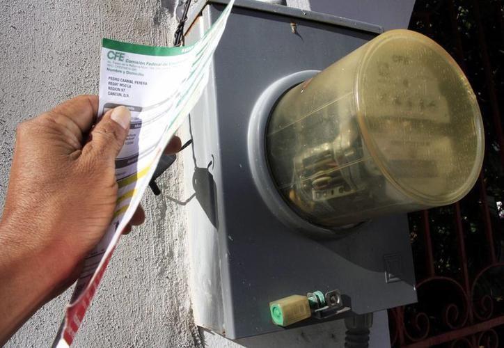 Exige el sector privado de Yucatán a la CFE una revisión urgente de las tarifas. (SIPSE)