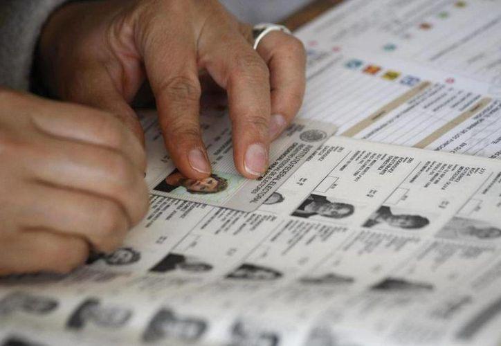 En las elecciones de 2007 Yucatán estrenó la figura de las candidaturas independientes. (Agencias)