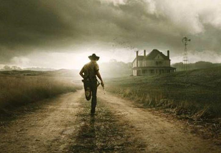 En octubre se estrena la temporada 7 de 'The Walking Dead'. (theghostdiaries.com)