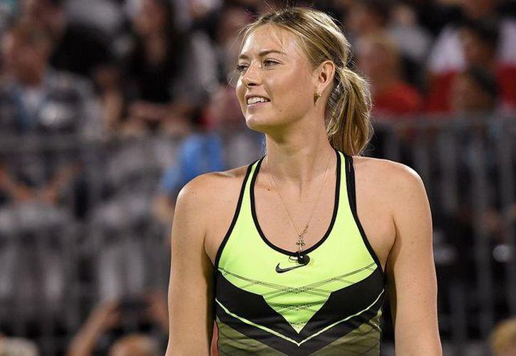 La tenista fue invitada a los torneos de hierba en Birmingham y Wimbledon, pero sufrió una lesión. (Foro: Contexto/Internet)