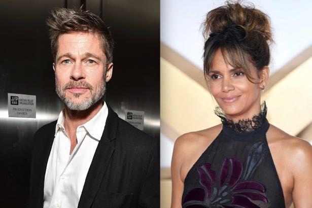 Aseguran que Brad Pitt ha tenido encuentros secretos con esta sexy actriz