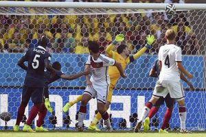 Alemania ganó con un tempranero gol