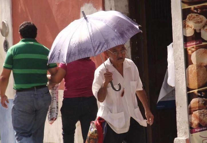 Las temperaturas calurosas predominarán estos días en Mérida. (SIPSE)