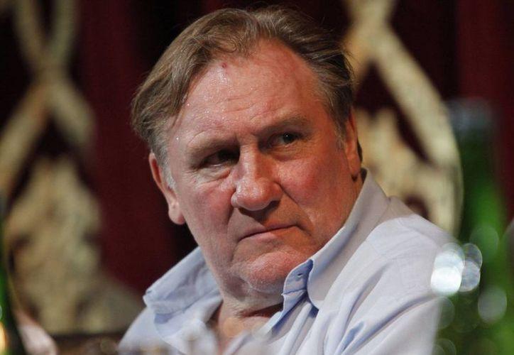 Depardieu interpretará al director deportivo Serguéi Románov. (independent.co.uk/Archivo)