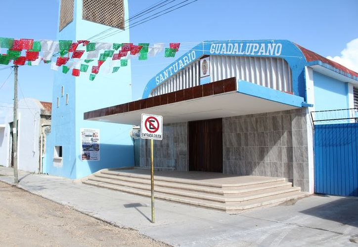 El primer santuario de Quintana Roo antes de que fuera estado. (Joel Zamora/SIPSE)