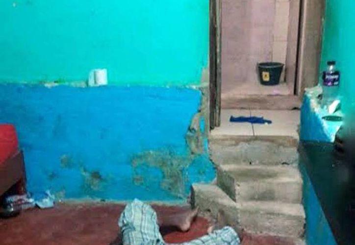 Un joven de 25 años se quitó la vida en su casa de Chablekal después de discutir con su esposa. (Milenio Novedades).