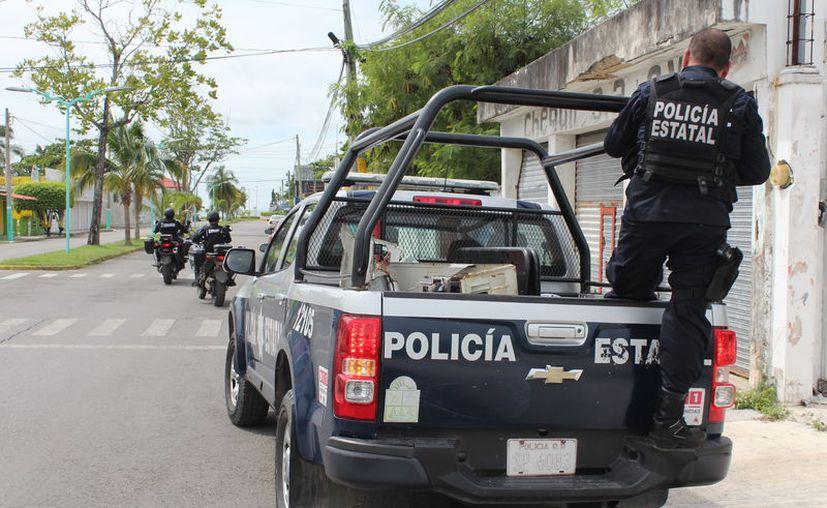 Según un reporte de la Secretaría de Seguridad Pública, el año pasado contrataron 17 servicios, por más de siete millones de pesos. (Joel Zamora/SIPSE)