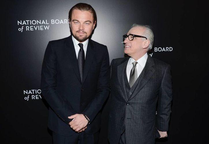 Scorsese y DiCaprio han estado a la defensiva en días recientes en el marco de las críticas hacia The Wolf of Wall Street. (Agencias)