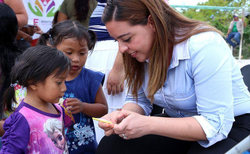 El DIF se apoyará con el Geavi para ayudar a los niños. (Redacción/SIPSE)