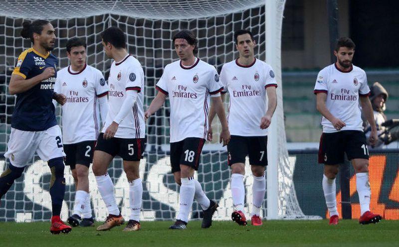 Hellas Verona vs AC Milan, Serie A — Transmisión en vivo