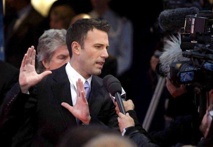 """""""Argo"""", dirigida por Ben Affleck"""", aspira a siete premios, entre ellos el de mejor película. (EFE)"""