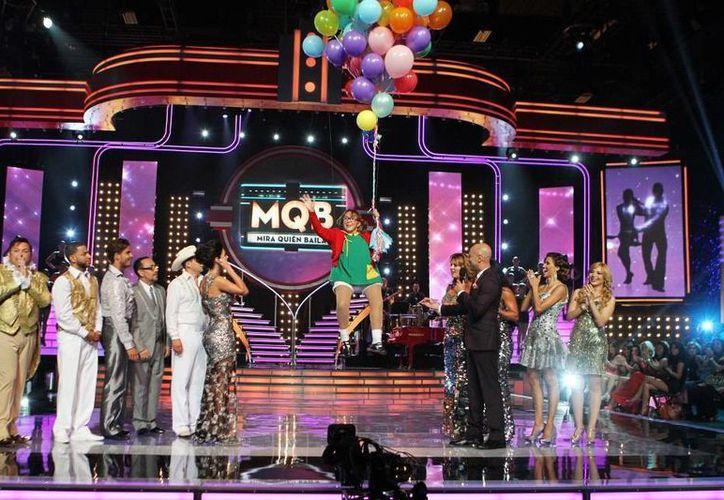 Recientemente La Chilindrina participó en el programa 'Mira quién baila', en Estados Unidos. (Facebook)