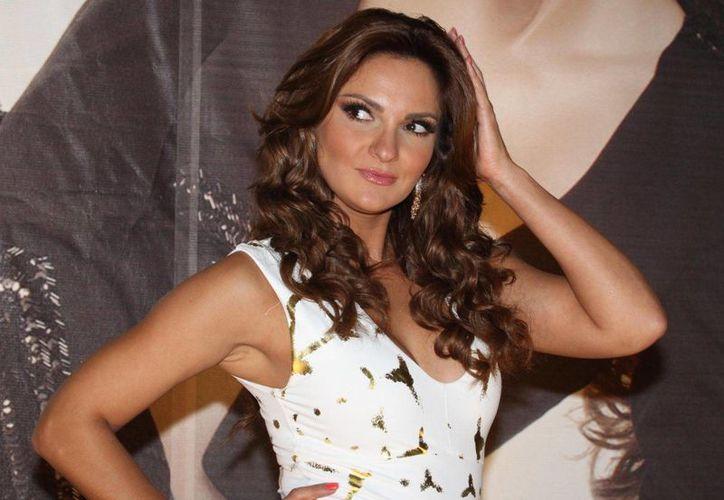 Mariana Seoane trabajará con artistas de la talla de Arturo Peniche . (actricesyhqfotos.blogspot.com/Archivo)