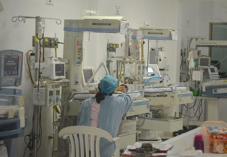 Logran reducir la incidencia de los partos prematuros en el Estado. (Redacción/SIPSE)