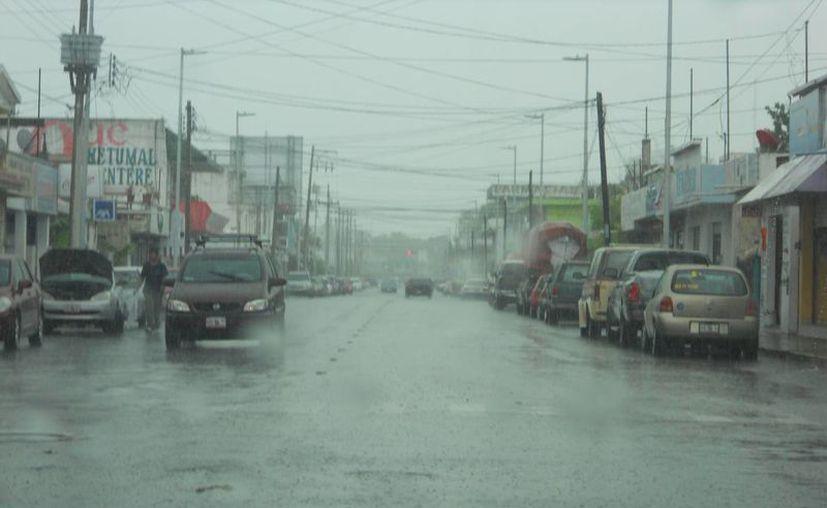 El estado se encuentra preparado para afrontar la temporada de huracanes 2013. (Harold Alcocer/SIPSE)