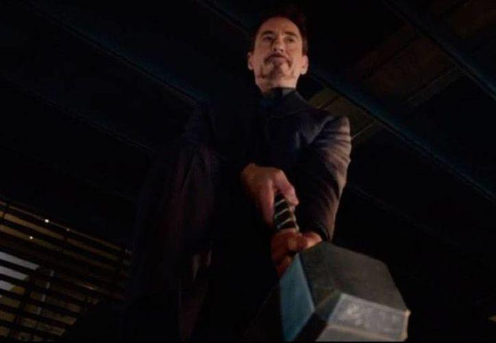 Captura de pantalla del nuevo video de The Avengers que ya tiene más de 2 millones de visitas en YouTube. (Marvel Entertainment)