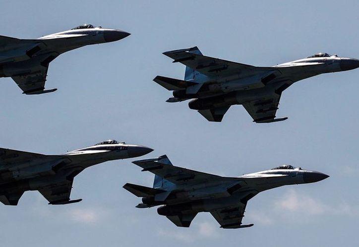 La semana pasada un avión ruso fue derribado, lo que aumentó las tensiones regionales. (vanguardia.com)