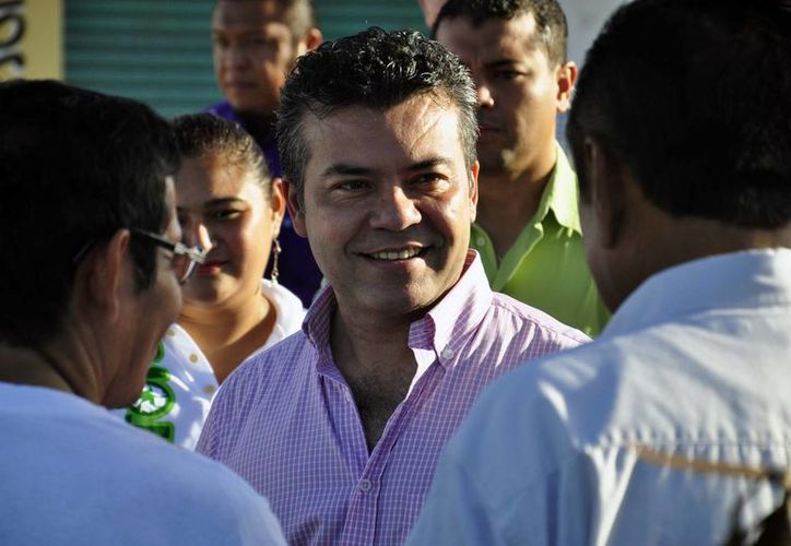 Cristina Torres Gómez indicó que los expedientes ya están armados. (Adrián Barreto/ SIPSE)