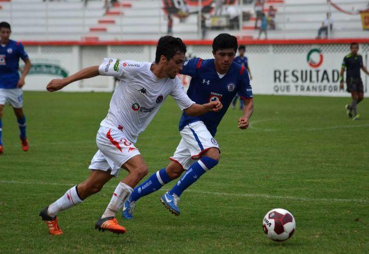 Cancún ostenta la mejor artillería de la Liga Premier de Ascenso. (Ángel Mazariego/SIPSE)
