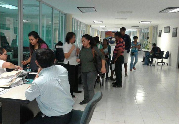 Los jóvenes presentarán el examen el día sábado 20 de junio en Cancún. (Victoria González/SIPSE)