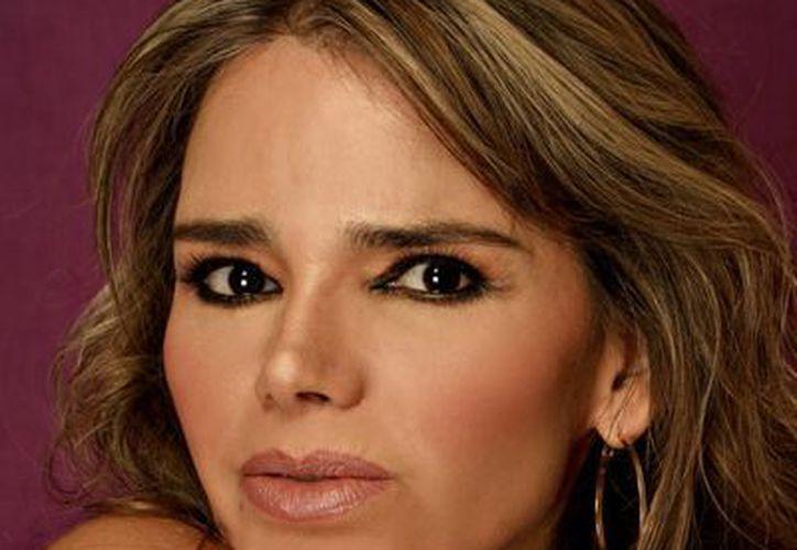 Roxana Chávez supo de la discapacidad de Giordanna cuando la niña, hoy ya una joven, tenía apenas dos meses de nacida. (Notimex)