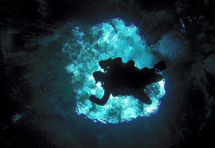 El espeleobuzo Germán Yánez Mendoza hablará de las cavernas que ha explorado en Cozumel. (Redacción/SIPSE)