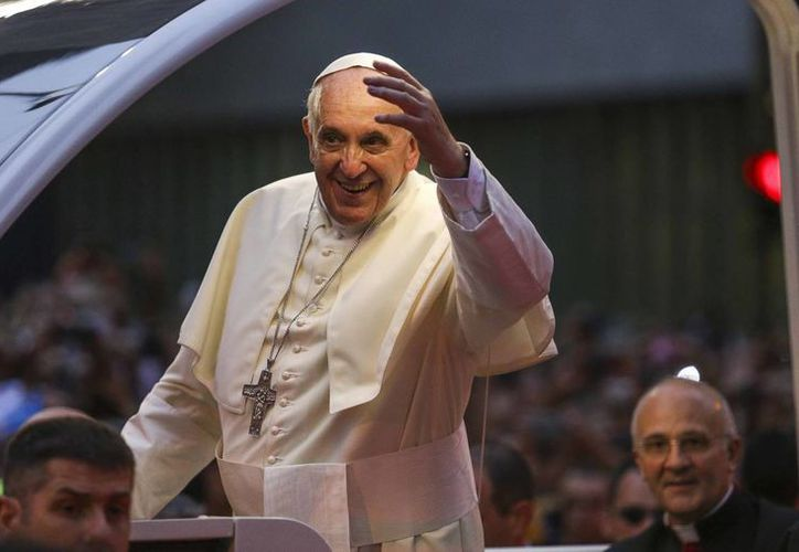 El pontífice pidió que toda persona de buena voluntad colabore en la reconstrucción de las zonas afectadas por Ingrid y Manuel. (Agencias)