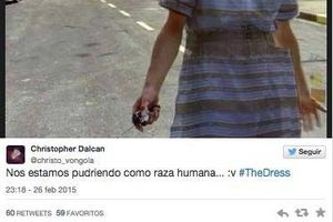 Los memes de #TheDress en redes sociales
