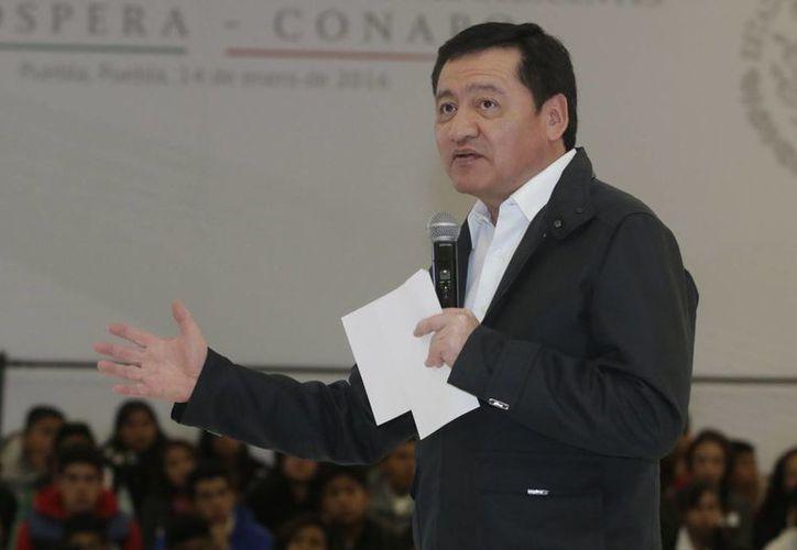 Osorio Chong habló sobre el proceso de extradición de 'El Chapo' y dijo que es muy probable que enfrente a la justicia de EU. (Archivo/Notimex)