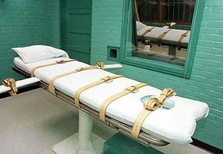 Oklahoma utilizó el polémico fármaco en abril de 2014 en la ejecución de Clayton Derrell Lockett. Imagen de contexto para fines ilustrativos. (Archivo/agencias)