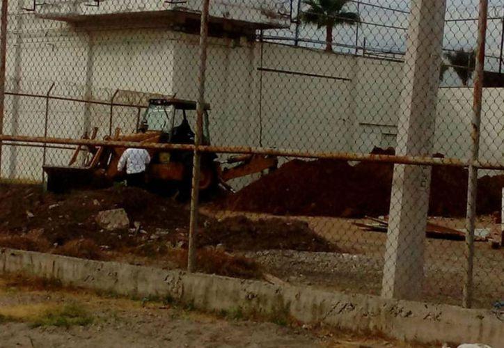 Una denuncia anónima puso en alerta a personal de Seguridad Pública sobre el supuesto túnel. (Foto: PSN)