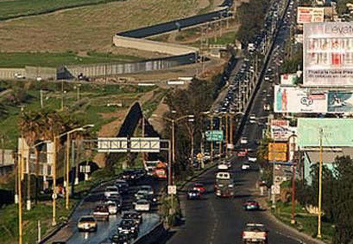 El muro de Tijuana. (vaticaninsider.lastampa.it)