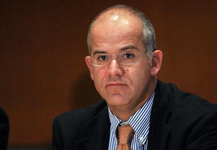 Juan Ignacio Zavala afirma que el PAN pasa por un periodo de decadencia. (excelsior.com.mx)