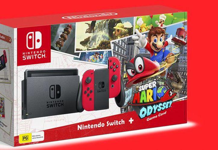Super Mario Odyssey, el juego que tiene la tarea de terminar de cementar la Switch como un verdadero fenómeno de masas. (Foto: Contexto/Internet)