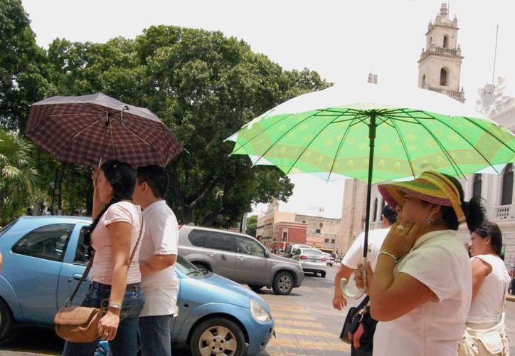 En Mérida ayer prevaleció el cielo despejado y se presume que hoy siga esa tendencia. (Wilbert Argüelles/SIPSE)