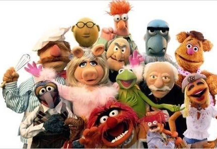 Los Muppets estarán acompañados en la secuela por Ricky Gervais, Ty Burrell y Tina Fey. (Agencias)