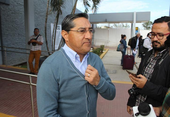 Juan Vergara fue liberado tras ser detenido en el Estado de México. (Archivo/SIPSE)