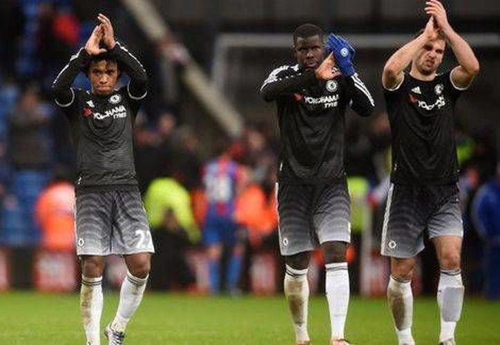 Los 'Blues' llegaron a 23 puntos y están en el puesto 14 de la general, mientras que Crystal Palace se quedó en el séptimo escalón con 31 unidades.(AP)