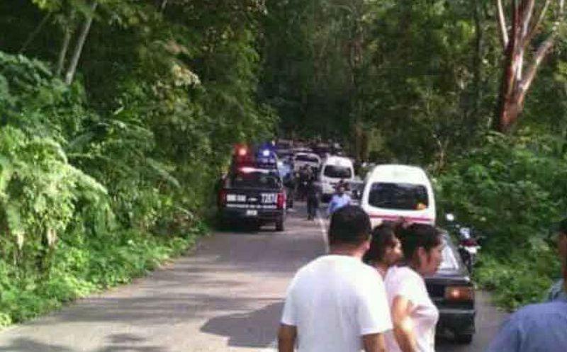 Emboscan a policías y roban medio millón del programa Prospera en Chiapas